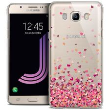 Coque Crystal Pour Galaxy J7 2016 (J710) Extra Fine Rigide Sweetie Heart Flakes