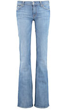 7 FOR ALL MANKIND Blue Boot Cut Jeans BNWL