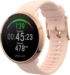 POLAR IGNITE Fitness Watch & POLAR H10 Heart Rate Monitor Chest Strap Bundle