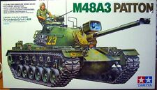 Tamiya Tank Kit 1/35 M48A3 Patton