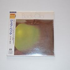 THE JEFF BECK GROUP - Beck-ola - 1998 FIRST PRESS JAPAN CD Mini LP NEW & SEALED