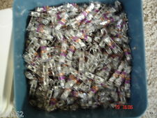 TYCO AMP 552769-2 Purple & Amber Picabond Connectors 1 Lot  Of 50 New