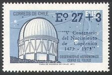 CILE 1973 Copernico/Osservatorio/ASTRONOMIA/stelle/spazio/edifici 1v O/P n41363