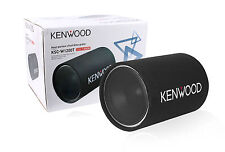 "Kenwood KSC-W1200T 12"" Single 4 Ohm Bass Tube Subwoofer New KSCW1200T"