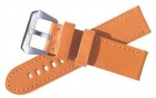 UltraSoft Thick Leather Strap for your 44mm Panerai Watches 24mm Regular