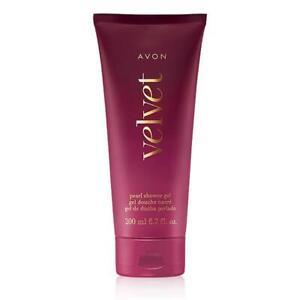 Avon Velvet Shower Gel - 6.7 oz
