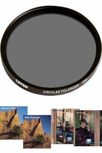 77mm CPL PL-CIR Filter For Nikon 70-200mm f/2.8 VR Lens Circular polarizer 77 mm