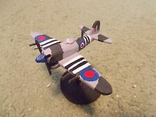 Flames of War 15mm, 1/144 Scale painted British HAWKER TYPHOON Aircraft