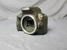 """Canon EOS Rebel SL1 DS126441 18MP 1080p 3"""" Camera"""