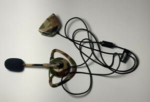 Camo Headset Wired for Xbox 360