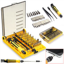 45pc in 1 Precision Hex Torx Mini Star Screwdriver Bit Set Phone Repair Tool Kit