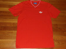 Adidas Short Sleeve Trefoil T-Shirt Mens Small Excellent Condition