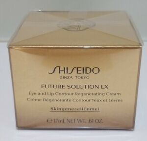 Shiseido Future Solution LX Eye and Lip Contour Regenerating Cream 0.61 oz/17 ml