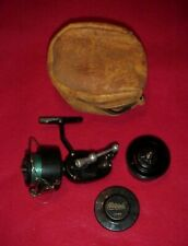 Vintage Original 1950's Mitchell Spinning Fishing Fish Reel with Extra Spool