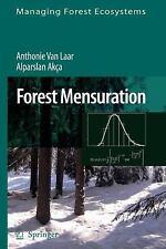 Forest Mensuration 13 by Alparslan Akça and Anthonie van Laar (2010, Paperback)