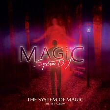 Magic System D.J. - The System Of Magic 2021 ALBUM CD Italo-Disco