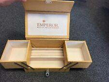 Emperer Watch & Jewellery Jewellery Box - Luxury