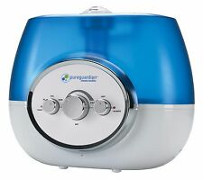 PureGuardian H1510 100-Hour Ultrasonic Warm & Cool Mist Humidifier, 1.5-Gallons