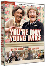YOU'RE ONLY YOUNG TWICE the complete first series 1. Peggy Mount. New sealed DVD