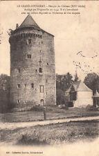 LE GRAND-FOUGERAY donjon du château coll lacroix timbrée 1905