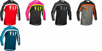 NEW FLY RACING  F-16 JERSEYS ALL COLORS ALL SIZES ADULT YOUTH MX ATV BMX