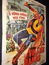 LE VOLEUR DE DAMAS  tony russel  affiche cinema  1964