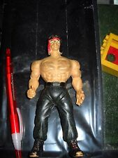 rambo sylvester stallone  vintage. 1980 statua action figures  rare toys