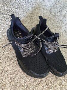 Adidas Consortium X Haven Ultra Boost Triple Black Size 7.5
