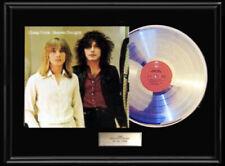 Cheap Trick Heaven Tonight Album Framed Lp Plated Vinyl Rare No Repros!