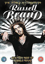 Russell Brand - The World According To Russell Brand (DVD, 2009)
