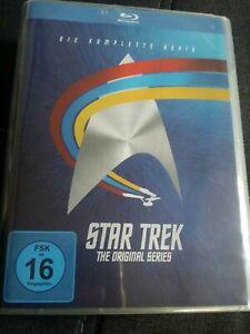 STAR TREK original series: Raumschiff Enterprise Boxset [Blu-ray]. Ovp in Folie