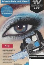 AVON EPIC INTENSE Mini-Lidschattenpalette, Multitasking Lidschatten Blue my mind