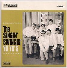 NORTHERN POPCORN EP THE SINGIN' SWINGIN' YO YO'S - HI HEEL SNEAKERS / DESTROYED