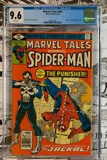 MARVEL TALES #106     CGC 9.6!!     Marvel 1979     John Romita cover    CGC 9.6