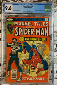 MARVEL TALES #106  |  CGC 9.6!!  |  Marvel 1979  |  John Romita cover    CGC 9.6
