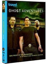 Ghost Adventures Season 4 TV Series Region 1 3xdvd