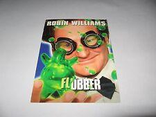 RARE 1997 FLUBBER PREMIERE SCREENING MOVIE TICKET - ROBIN WILLIAMS DISNEY