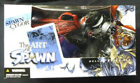 Spawn VS Cy-gor Cygor Deluxe Boxed Set Series 26 New 2004 McFarlane Amricons