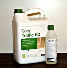 Bona Traffic HD 4,95L matt Parkettlack 2K Versiegelung Wasserlack