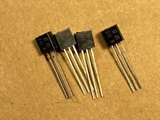 4 New 2SK117 GR JFET transistors for Sansui G-8000 (Qty Avail)