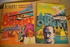 """ICARE """"Air Orient"""" 2 volumes"""