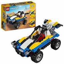 LEGO 31087 Creator 3-IN-1 Model Dune Buggy Plane And Quad Bike Creative Toy Set