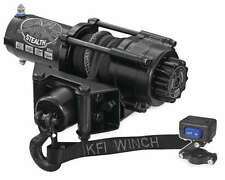 New KFI 2500 lb Stealth Winch & Mount 2016 Can-Am Renegade 850 G2 ATV