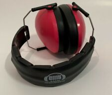 Children's Em's Pink Safety Earmuffs Sounds Protection