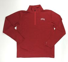 Russell Athletic WKU Toppers Performance Team Issue 1/4 Zip Men's Large True Red