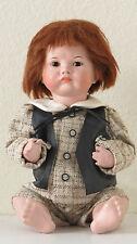 """SFBJ  252 """"Pouty"""" 38 cm   15,2 Inch    Poupée Ancienne Reproduction Antique Doll"""