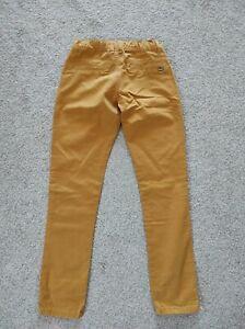 gift idea MODERN DECOR Kid's boy girl unisex pants CLOTHING COLOR BROWN ELEGANT