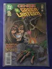 Green Lantern Comic Book