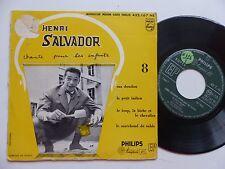 HENRI SALVADOR Chante pour les enfants Ma doudou ... 432167 NE rrr