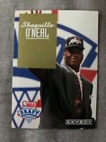 1992/93 Skybox Draft Pick ***ROOKIE CARD***SHAQUILLE O'NEAL RC  #DP1